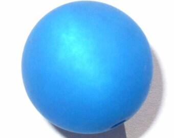 3 polaris capri blue 16 pearls 3 mm beads