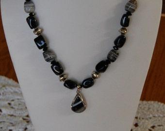Sardonyx Necklace