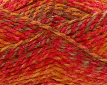 King Cole Corona Chunky yarn in Cinnabar