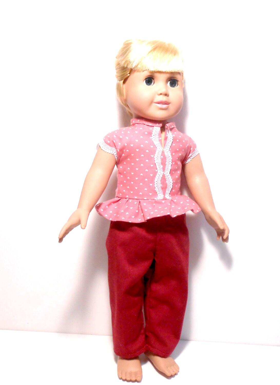Ausgezeichnet Häkeln 18 Zoll Puppe Kleidung Muster Bilder ...