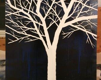 Dreaming Tree I