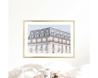 Paris Photography // Gallery Wall Art Decor // Neutral French Prints // Gallery Wall Photo // Fine Art Print