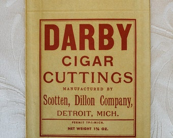 Darby Cigar Cuttings Bag - Detroit, MI