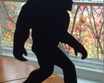 Bigfoot Silhouette