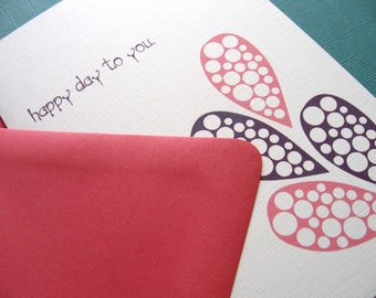 Happy Day to You-set of 6