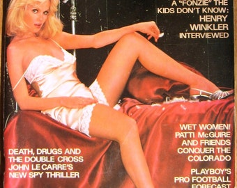 PLAYBOY August 1977 Excellent condition FREE SHIPPING