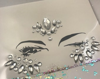 Vintage Vixen   Face + Body Jewels   Festivals   Coachella   Burning Man   Self Adhesive