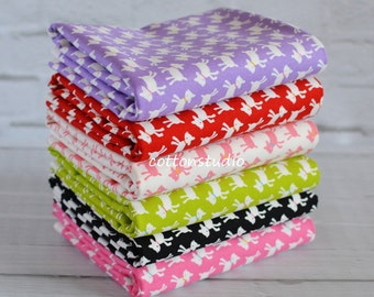 Cosmo Textile Goat Oxford Fabric Fat Quarter or 1/4 yard Bundle Set