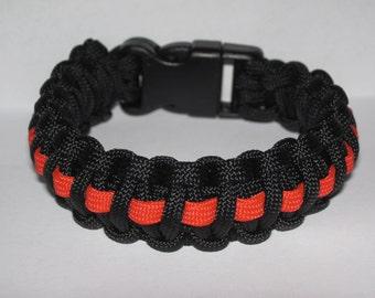 Firefighter Tribute Bracelet