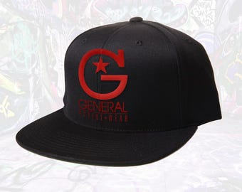 """General Active Wear """"G stacked"""" Hat"""