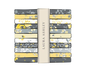 FREE SHIPPING The Dorset Collection Fat Quarter Bundle by Laura Ashley for Camelot Fabrics 7140804FQB