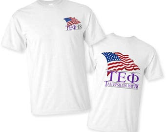 Tau Epsilon Phi Patriot Limited Edition Tee
