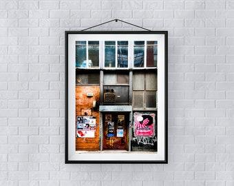 Cadillac - Premium Quality – Wall Art - Giclée Print – Urban Art - Martin Sylvester - Sylvo81