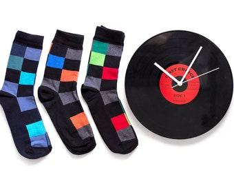 Cubes socks,Quality socks, Fun socks, Cubes,Men socks, Casual socks, Cool socks, gift for him, Cotton socks, Made in EU