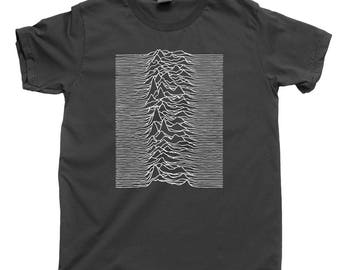 Ian Curtis T Shirt Joy Division Unknown Pleasures New Order Ceremony Bernard Sumner Peter Hook Isolation Transmission A Means To An End Tee