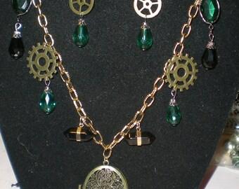 Lovely Loki Locket set