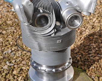 Pratt and Whitney R-1830 Twin Wasp Cylinder Head LAMP