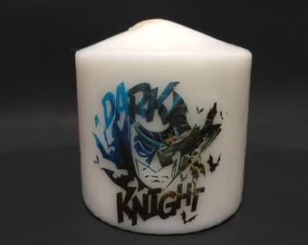 Dark Knight Candle