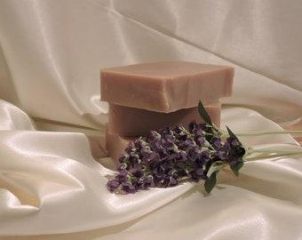 Lavender Silk Soap