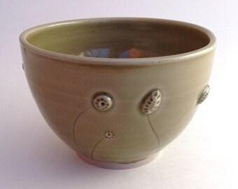 Celadon Stoneware Prairie Bowl
