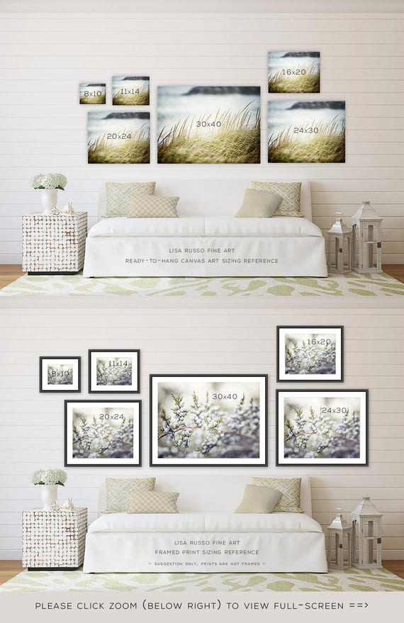 Beach Decor Beach Prints or Canvas Ocean Decor Nautical