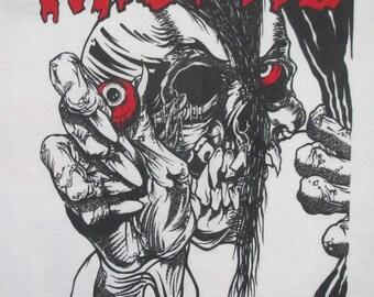 Original 80s MISFITS SHIRT Danzig Samhain