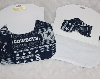 Dallas Cowboys Bib
