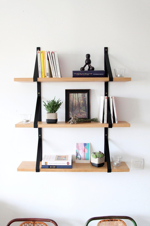 etag res murales bois massif et m tal sur mesure. Black Bedroom Furniture Sets. Home Design Ideas