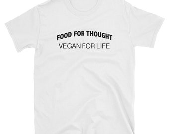 Food for thought Short-Sleeve T-Shirt