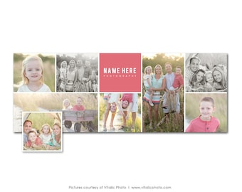 Facebook Timeline Cover Photoshop Template