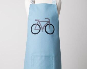 Tween / KId Appliqué Bike Apron Ages 5+