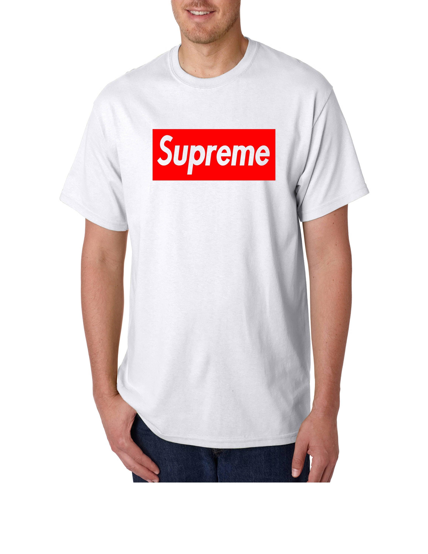red supreme box logo supreme t shirt supreme shirt trending. Black Bedroom Furniture Sets. Home Design Ideas