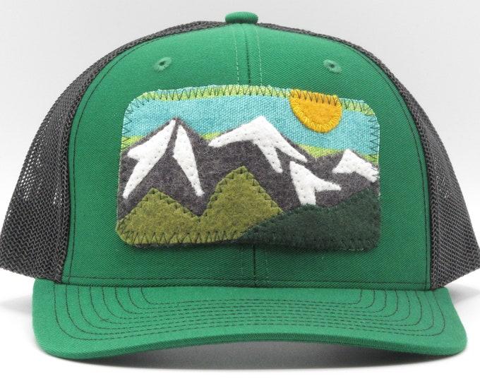 Sunny Day Baseball/Trucker Hat