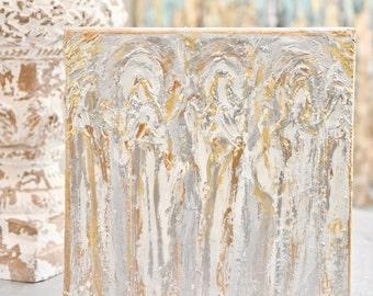 Philippian Angels, original mixed media on canvas
