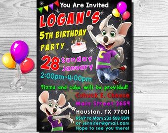 Cheese invitation Etsy