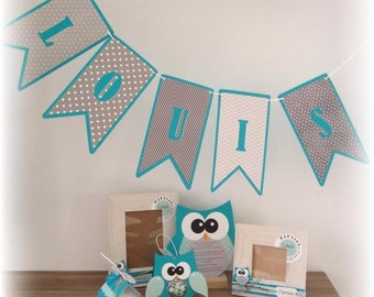 box has sweets birdhouse OWL OWL personalized with photo