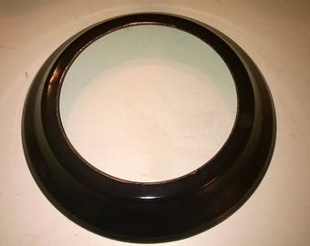 415) glazed stove pipe flange