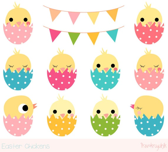 easter chick clipart cute chicken clipart kawaii chicken clip art rh etsystudio com easter chic clipart yellow easter chick clipart