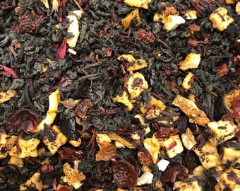 FTO Raspberry Sangria Black Tea