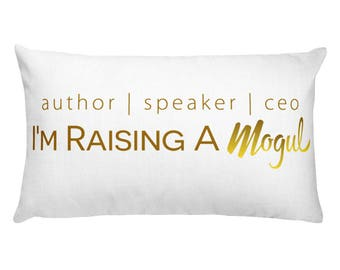 Author|Speaker|CEO Pillow - Gold