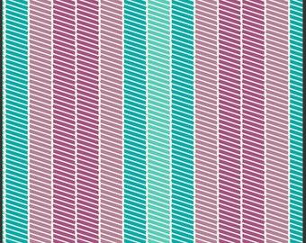 Stitchery Aqua-Bespoken-Art Gallery Fabrics