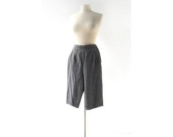 50s Pedal Pushers | 1950s Capri Pants | 24W XXS