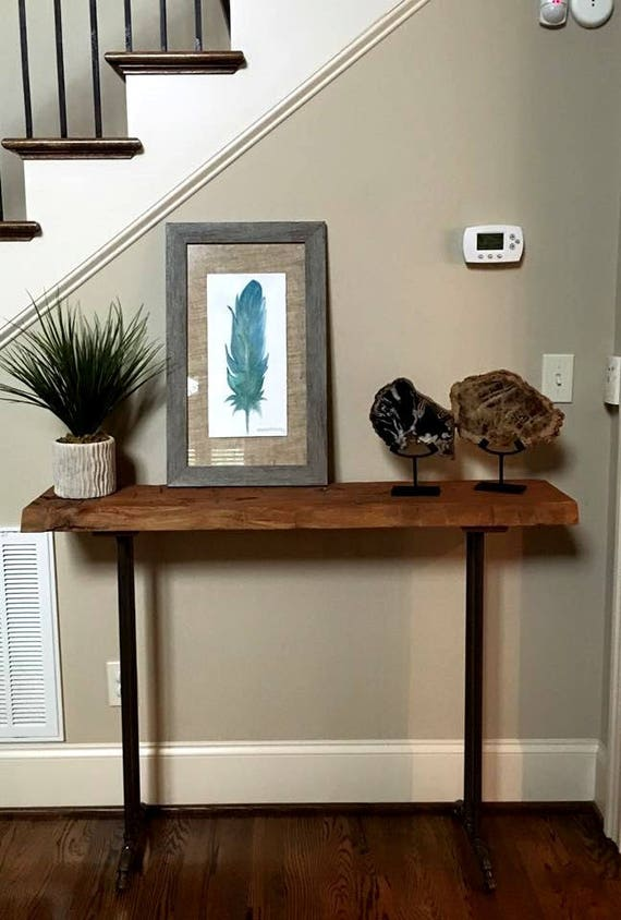 Unique Entry Hall Accent Tables