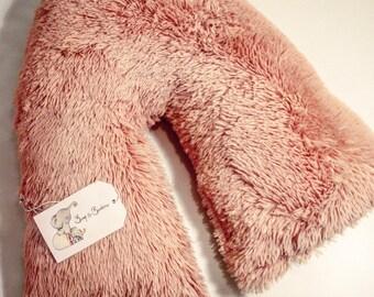 Vegan Fur Nursing Pillow