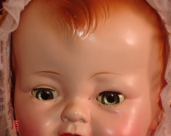 I Love Lucy Baby Doll by American Character Doll Company - All Original - 1950s RARE