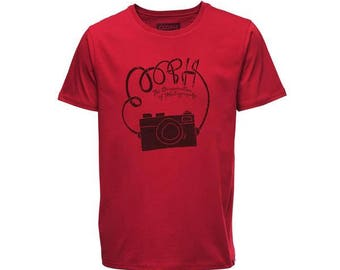 COOPH T-Shirt STRAP - American beauty