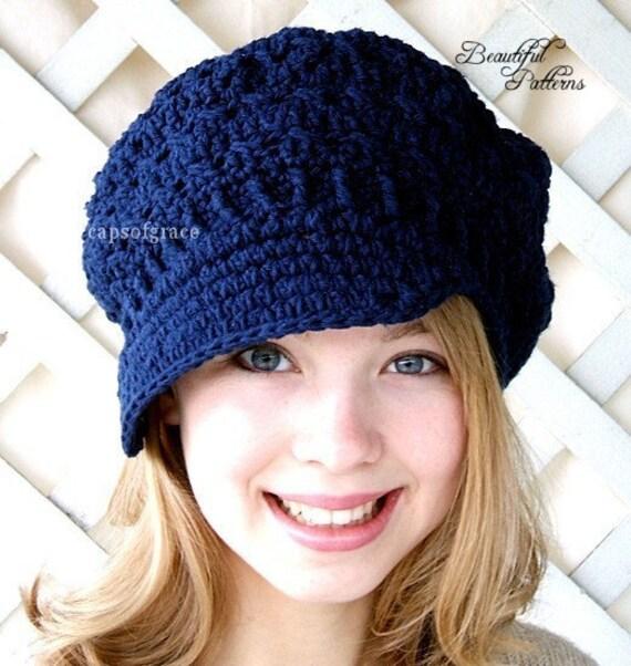 Crochet Hat Pattern Hat Crochet Pattern Slouchy Hat Crochet
