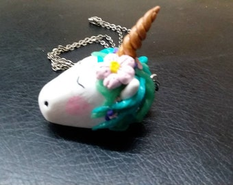 Unicorn Charmed Necklace