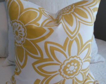 Maize Yellow. Pillow Cover.Home Decor. YELLOW.White.pastels.Sunroom.Porch.Living Room.Dining.Bedroom Decor.