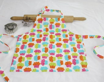 Infant Apron - made to order, your choice of fabric